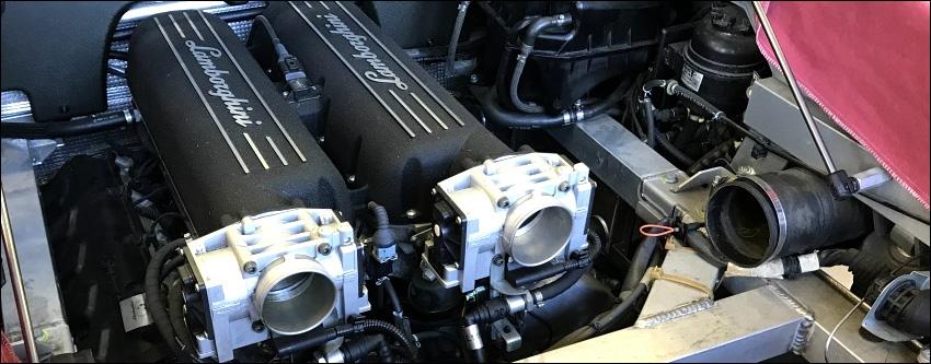 Lamborghini Engine Rebuild EuroHaus