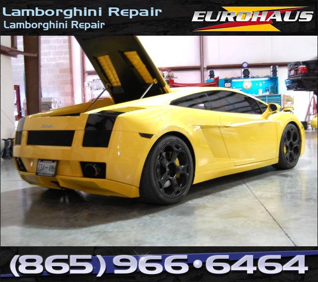 Lamborghini_Repair