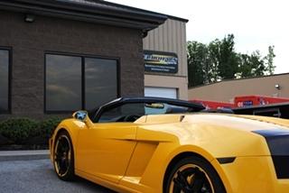 Lamborghini Repair