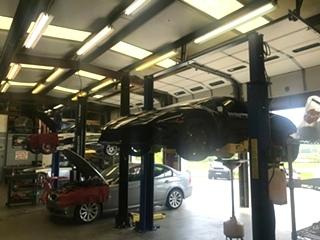 Lamborghini Huracan Service