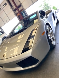 Lamborghini Gallardo Repair